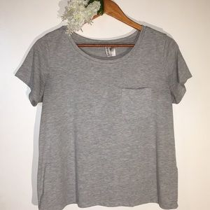 H&M basics tee shirt